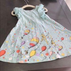 Dr. Seuss Dress 2t